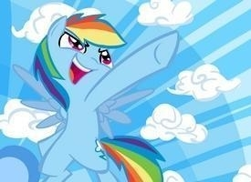 Rainbow Dash Awesome