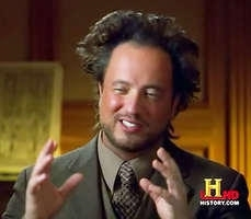 Aliens history channel guy