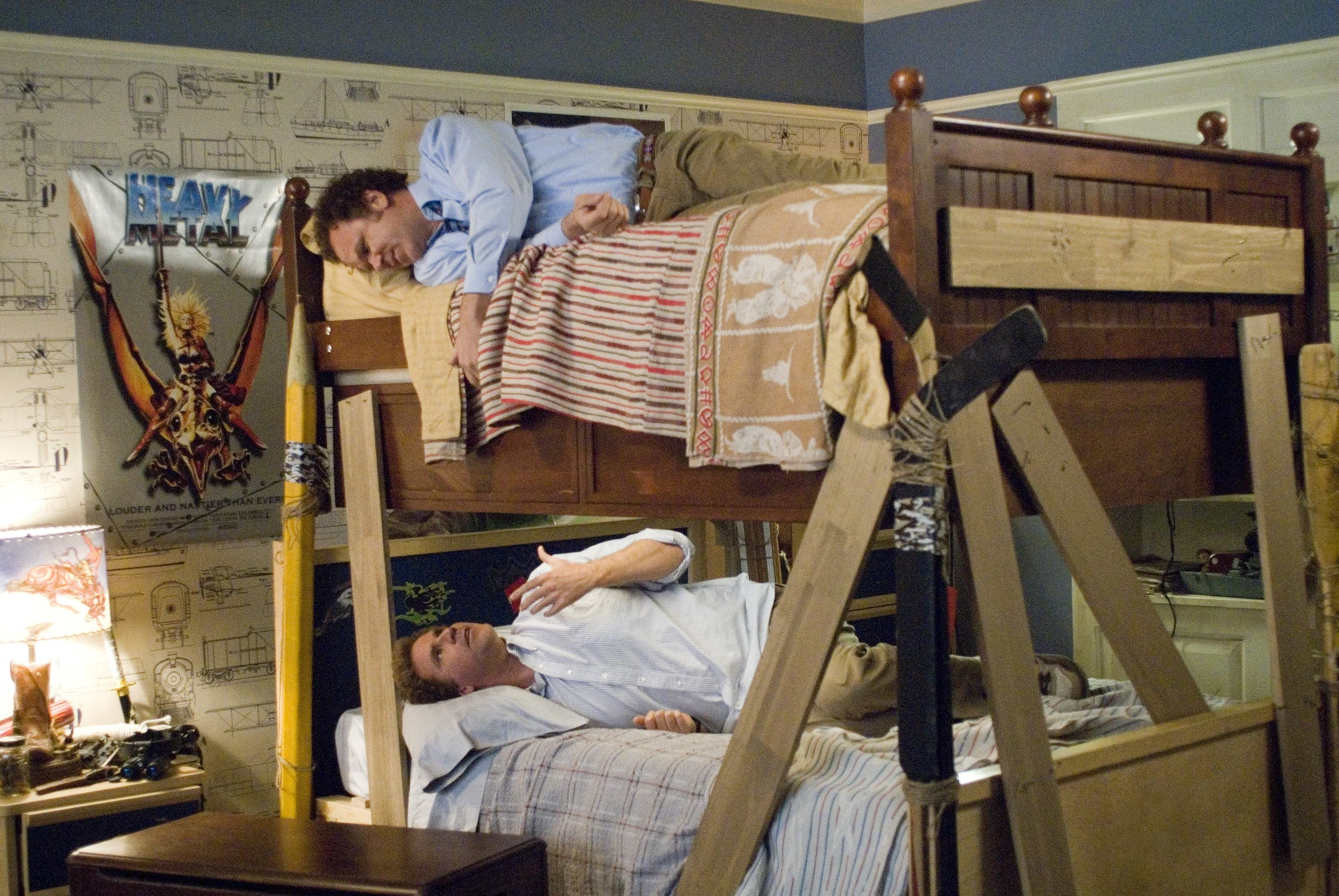 step brothers bunk beds step brothers bunk beds meme generator