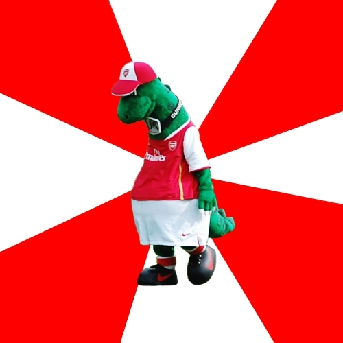 Arsenal Dinosaur