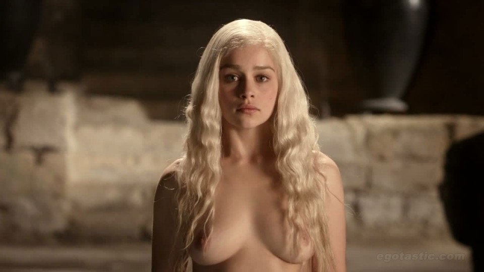 nude mother of dragons