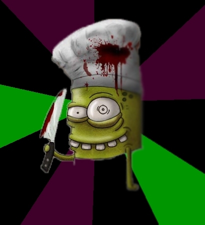 maniacal cook
