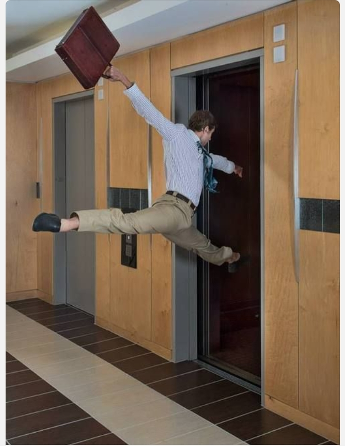 leaving work on friday