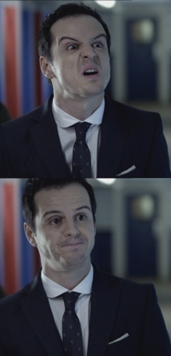 Misleading Moriarty