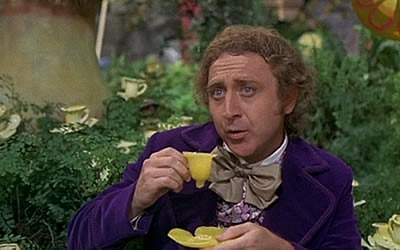 Willy Wonka Teacup