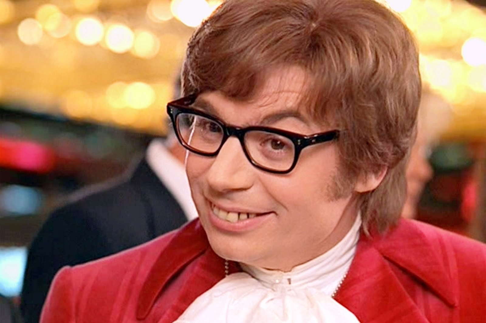 Austin Powers Aint My Bag Baby