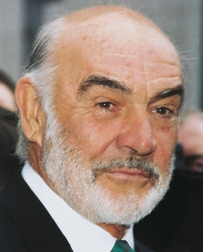 sean connery ftw