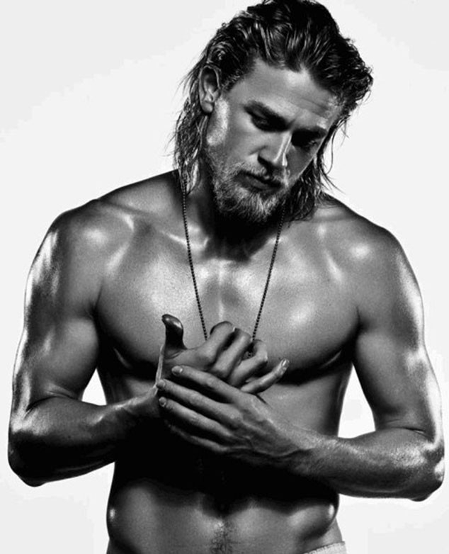 Charlie Hunnam as Christian Grey