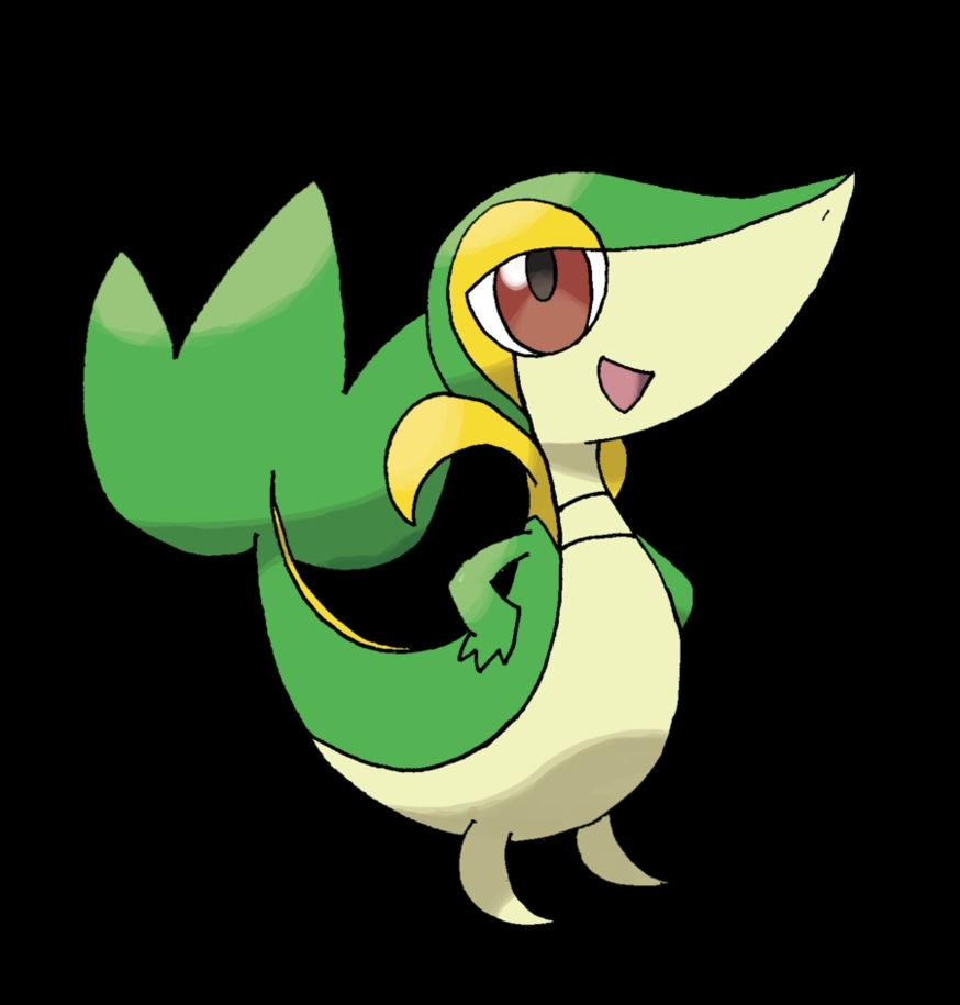 Can Do That Snivy