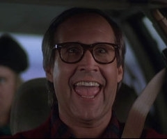Chevy Chase Christmas Vacation.Chevy Chase Christmas Vacation Meme Generator