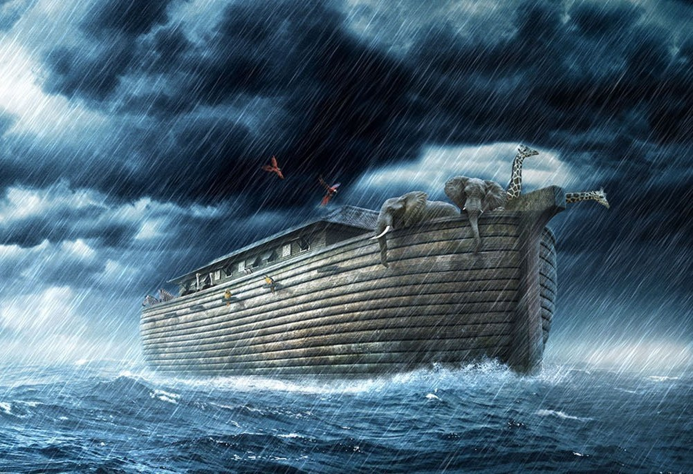 Noahs Ark Flood