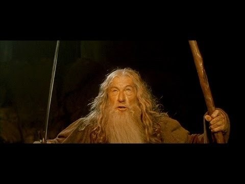 you shall not pass gandalf the gray