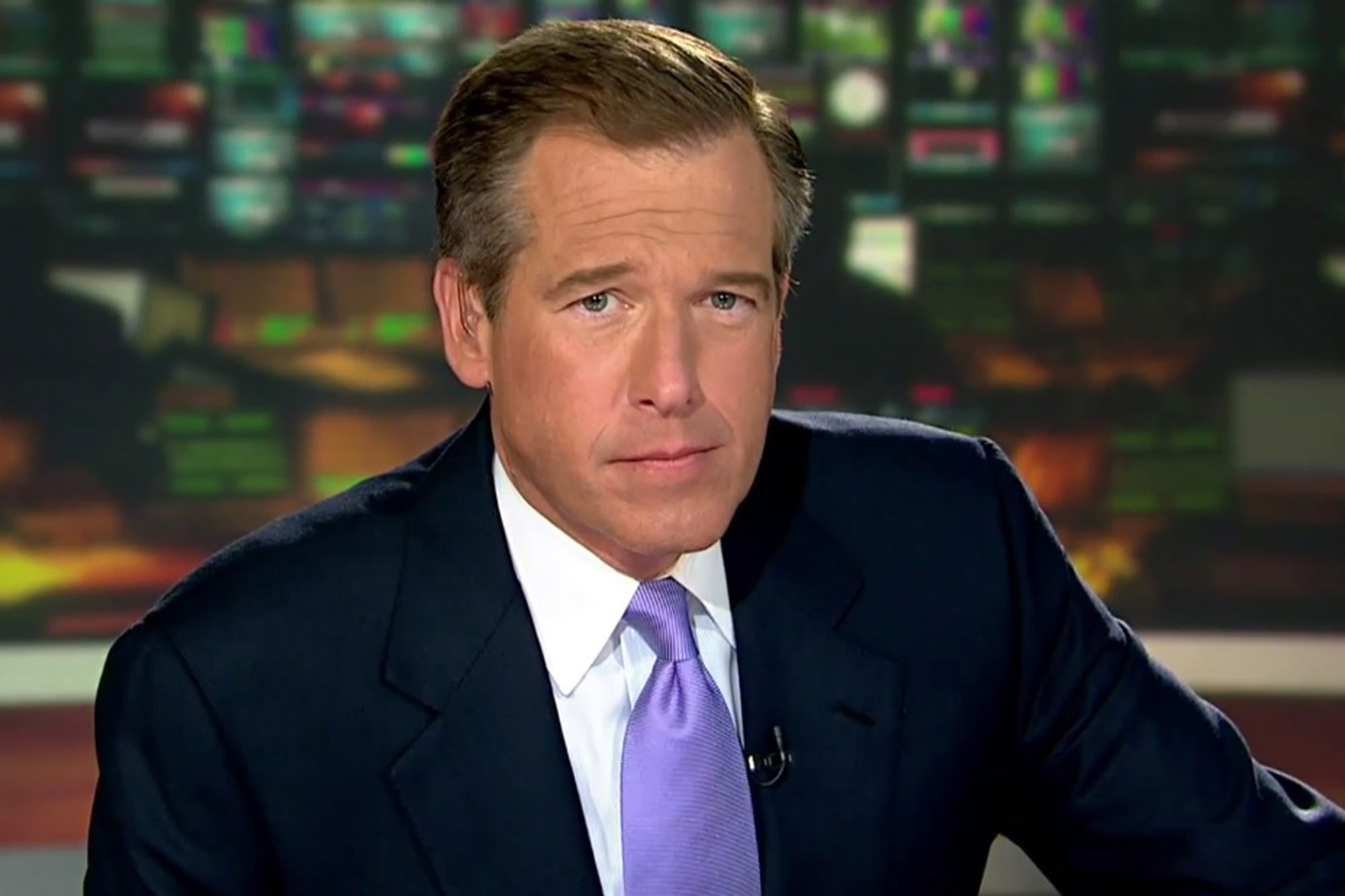 Brian Williams War Stories