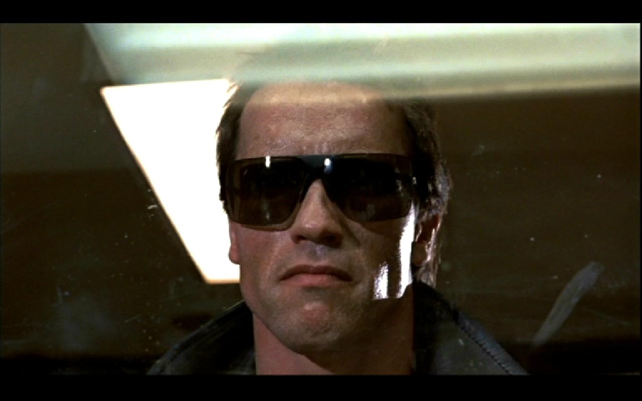 The Terminator: I'll Be Back.