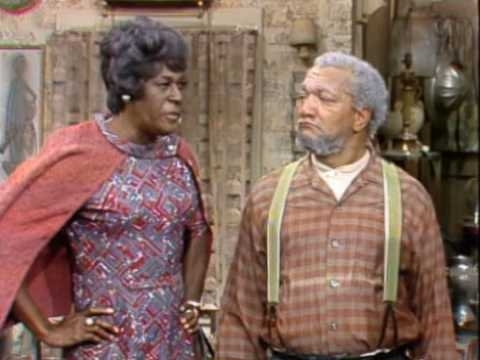 Esther Sanford and Son