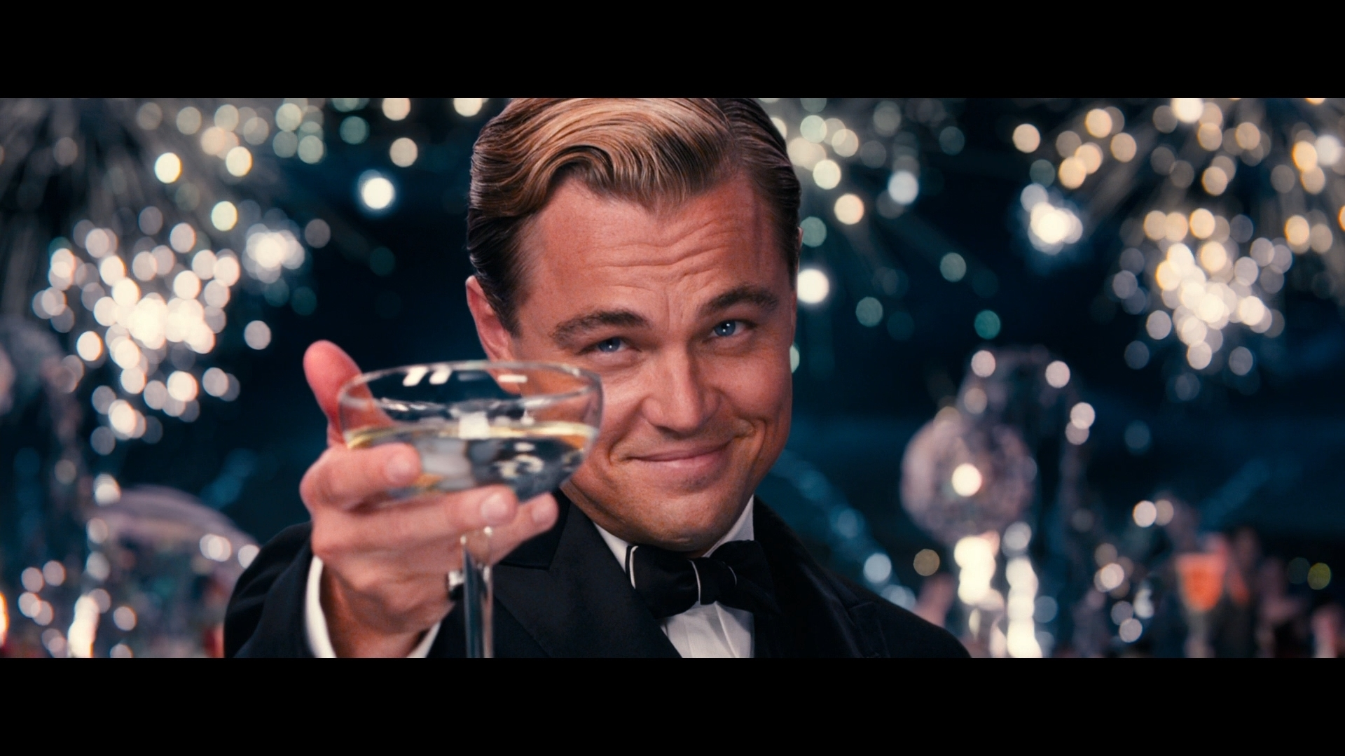 Cheers, Old Sport