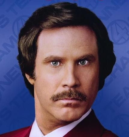 Ron Burgundy