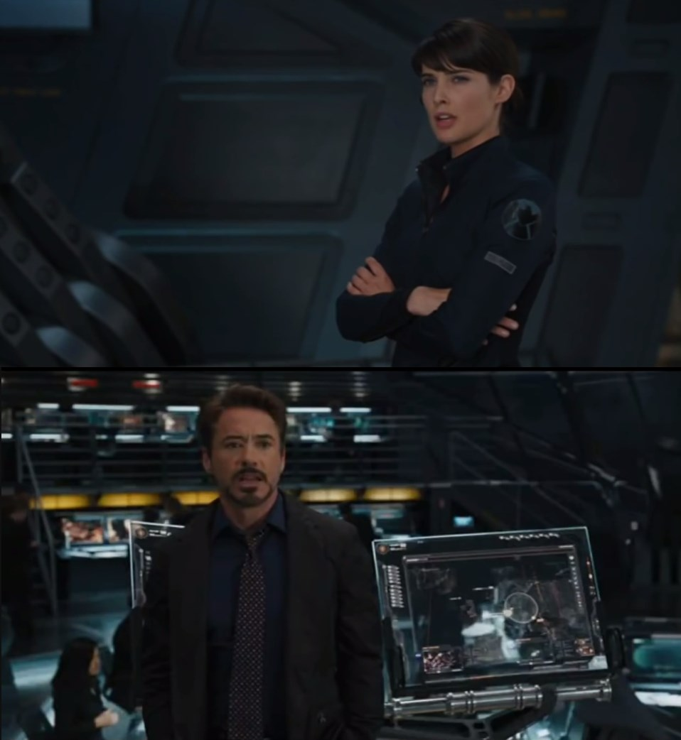 tony stark when did you become an expert