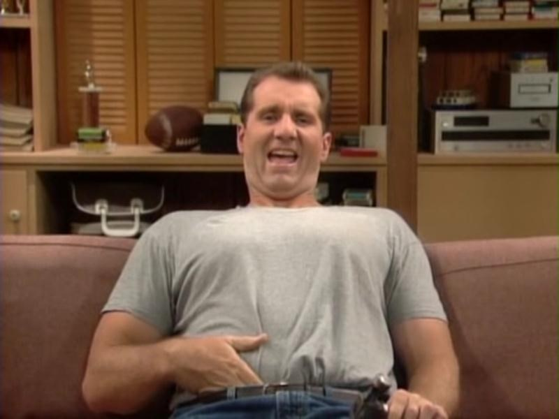 Al Bundy Birthday
