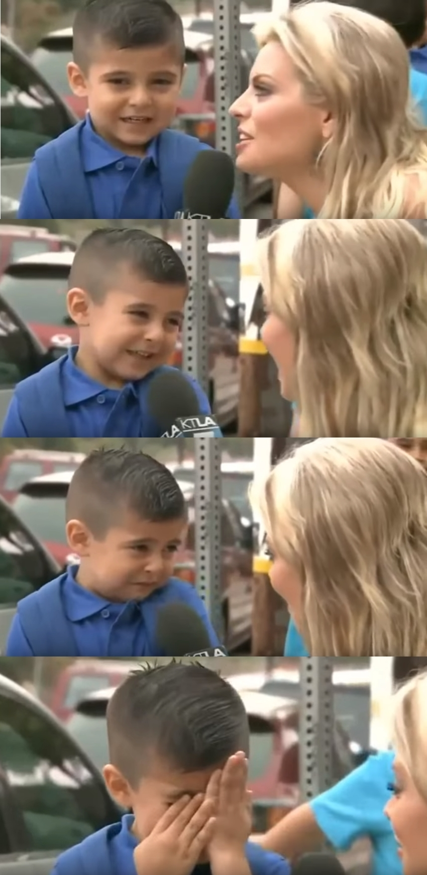 14278513 reporter makes little boy cry meme generator