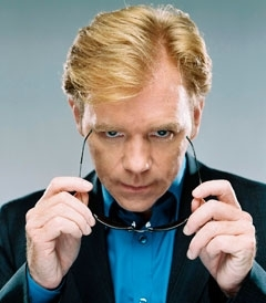 David Caruso CSI