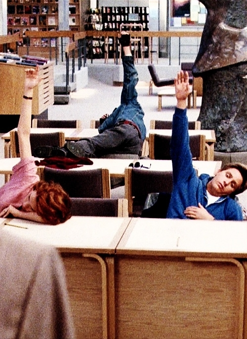 raise your hand breakfast club