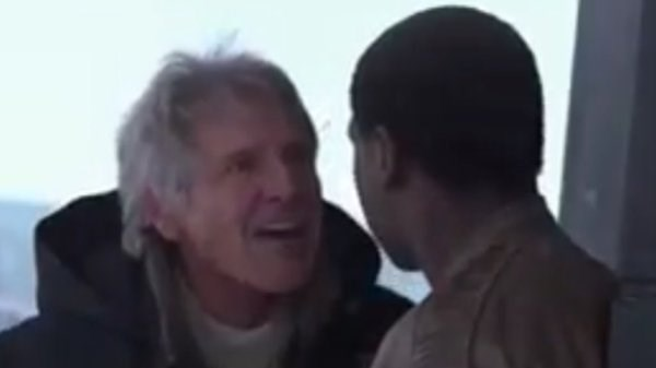 Han Solo thats not how the force works