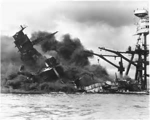 Pearl Harbor Attack by Japan