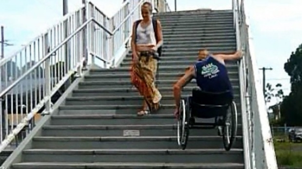 Disabled Spectator 3