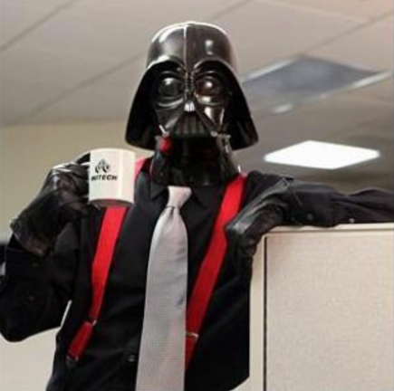 Vader Yeah That'd Be Great