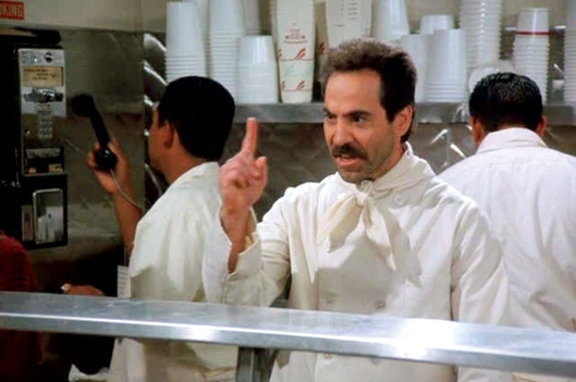 soup nazi forever