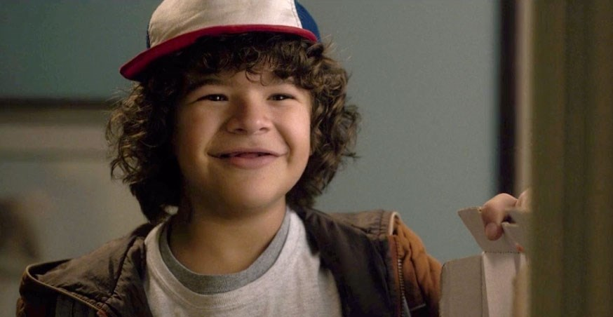 Stranger Things Toothless Dustin