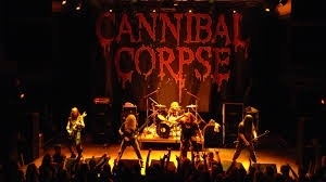 Cannibal corpse concert