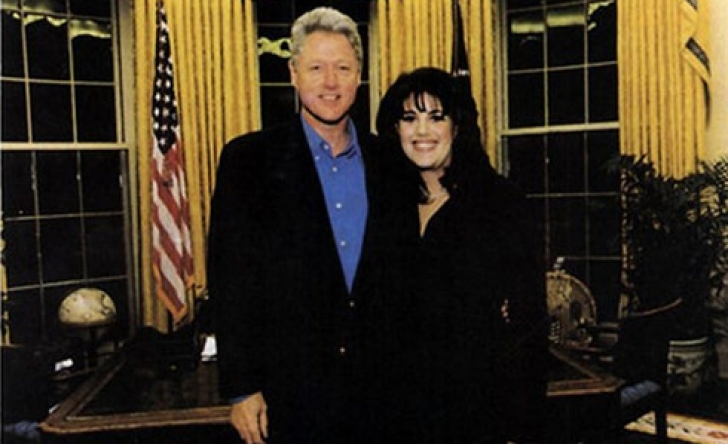 bill clintons politics and the lewinsky scandal It's been 20 years since the sex scandal between bill clinton and monica lewinsky rocked the white house and the nation now it turns out the man in the center of another scandal, movie mogul harvey weinstein, reportedly tried to help clinton back then.