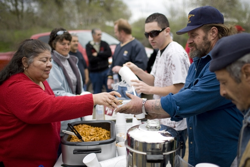 how catholic charities feeds the homeless Pinellas hope, a program of catholic charities diocese of st petersburg opened on 10 acres of land provided by bishop robert n lynch and the diocese of st petersburg it was developed as a pilot program in december 2007 and continues to provide a comprehensive array of services and shelter to homeless individuals.