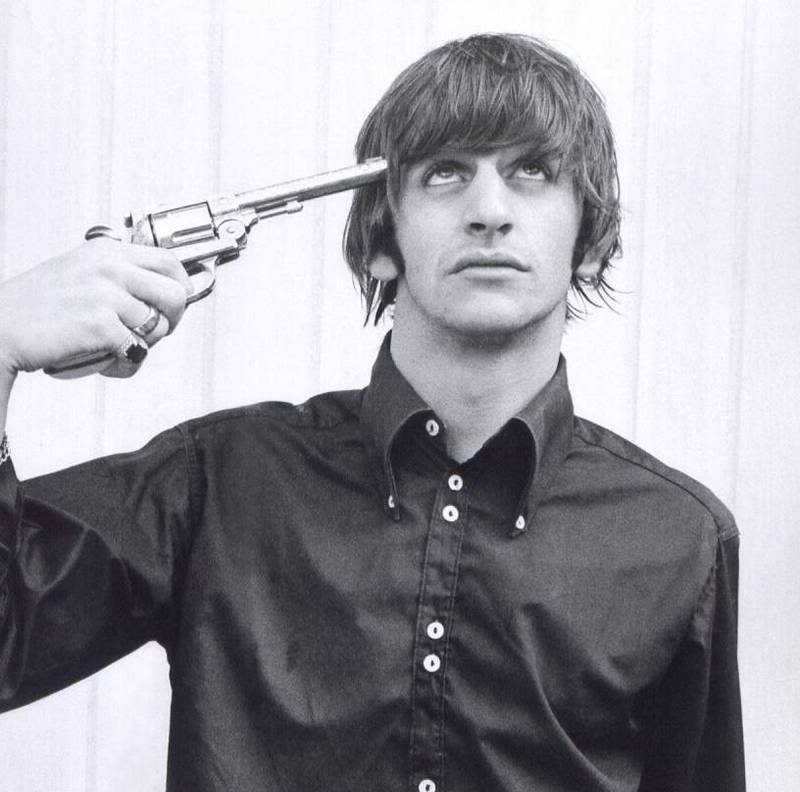 Sad Life Of Ringo Starr