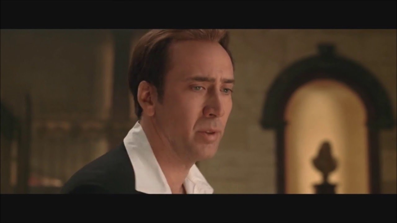 Nicolas Cage Steal the Declaration of Independence