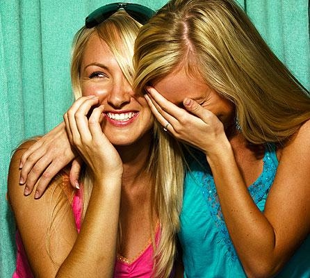 Laughing Whores
