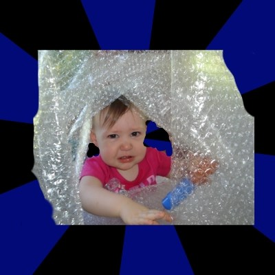 Bubble Wrap Kid