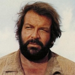 Bud Spencer doesn't agree