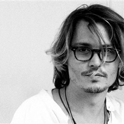Hey gurl, Johnny Depp