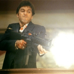 scarface big gun
