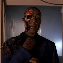 Gustavo Fring (blown off face)