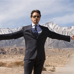 Robert Downey Jr Thanks all