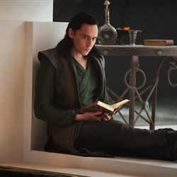 Loki-Son of Two Worlds