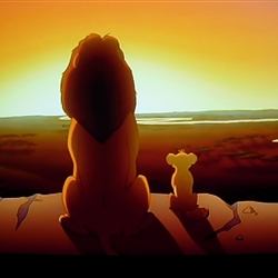 You must never go there Simba