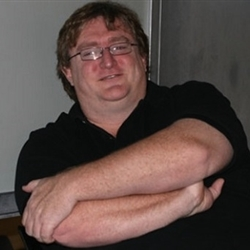gabe newell only