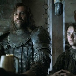 the hound and ary