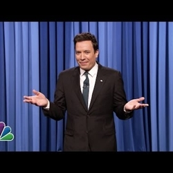 Incredulous Jimmy Fallon