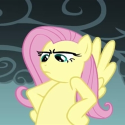 Tough Fluttershy